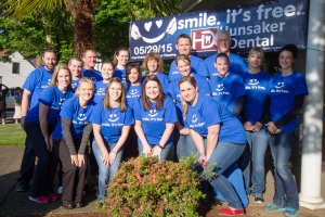 Team at Dentist Salem Oregon - Hunsaker Dental