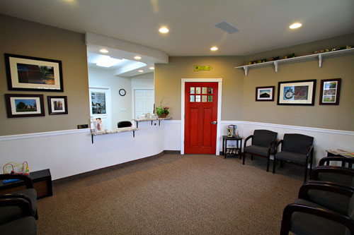 Dentist Office in Salem Oregon - Hunsaker Dental