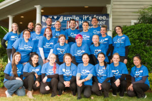 Hunsaker Dental staff in Salem Oregon