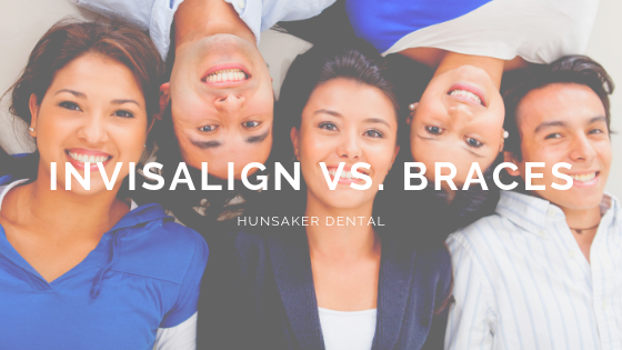 Invisalign Local Family Dentistry in Salem Oregon