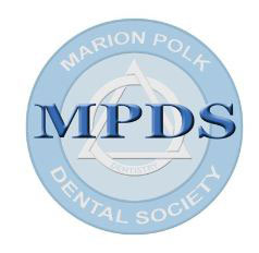 Marion Polk Dental Society Logo