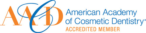 America Academy of Cosmetic Dentistry Logo Dentist Salem Oregon