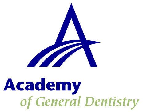 Academy of General Dentistry Logo Dentist Salem Oregon